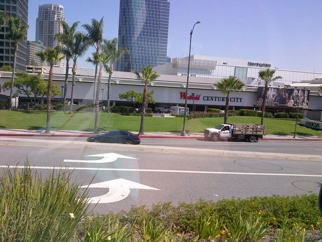 luxury condominiums in Century City, Endre Barath