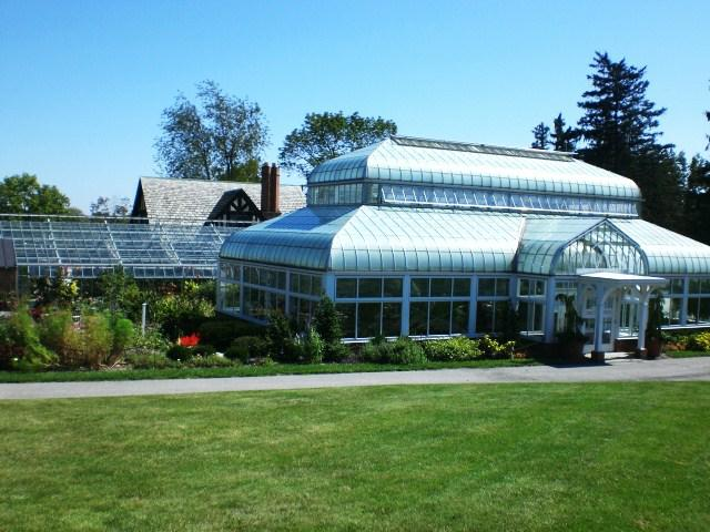 Aviary and Greenhouse