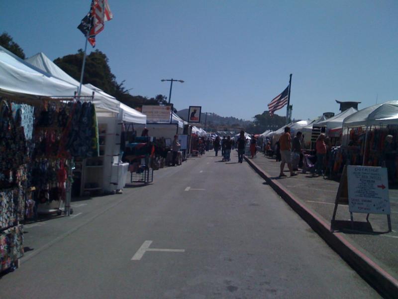 Vendor Lane