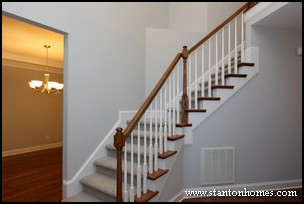 Post To Post Staircase Design Post To Post Staircase Design | New Home Staircase  Styles | Staircase Trends