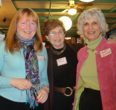 Pat Kennedy, Margaret Rome, Mary Yonkers