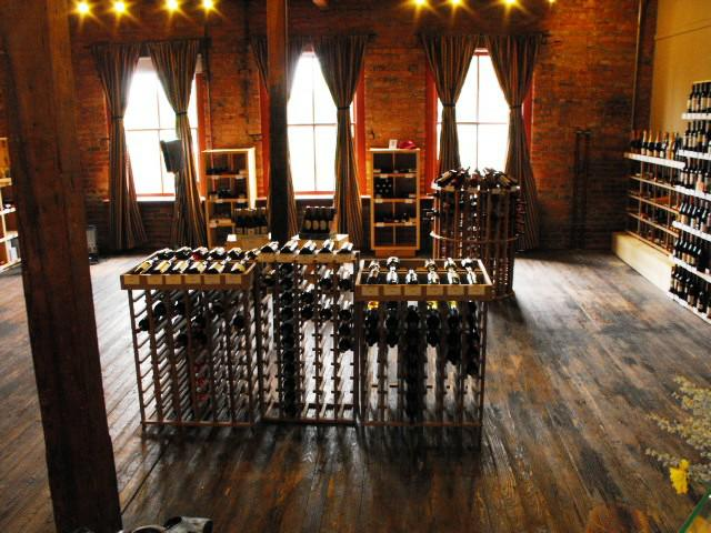 Wake Forest Nc The Twisted Vine Wine Shoppe Historic Downtown