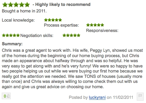 Leading The Way With 100,000 Agent Reviews