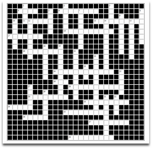 Worthington area condominiums crossword puzzle