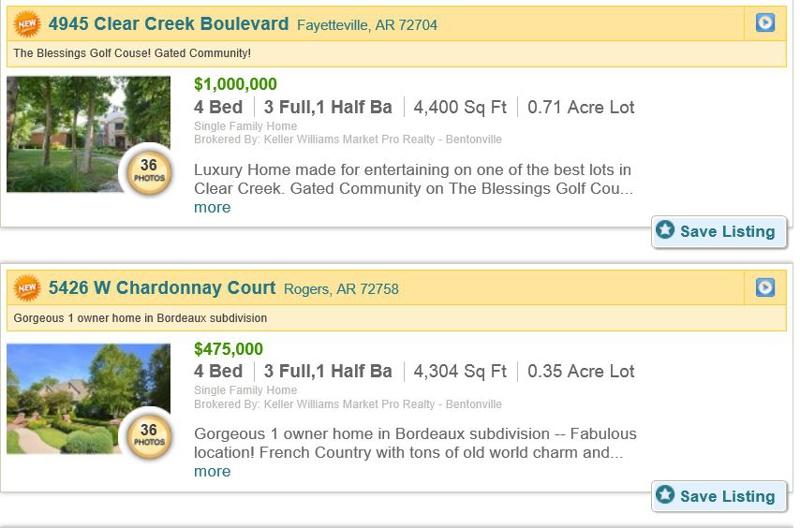 Nicky Dous listings are enhanced on Realtor.com
