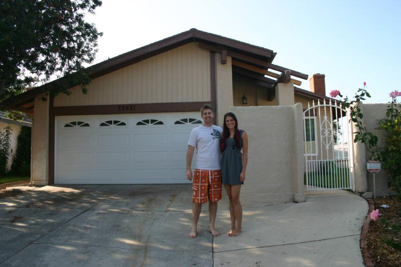 Orange County First Time Buyers