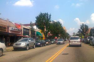 Squirrel Hill, Pittsburgh, PA, Forbes Avenue