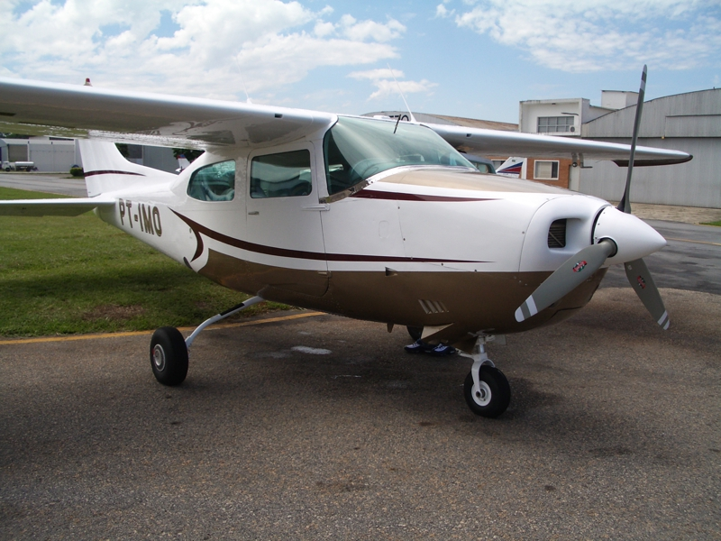 CESSNA AIRPLANE FOR SALE IN SP BRAZIL