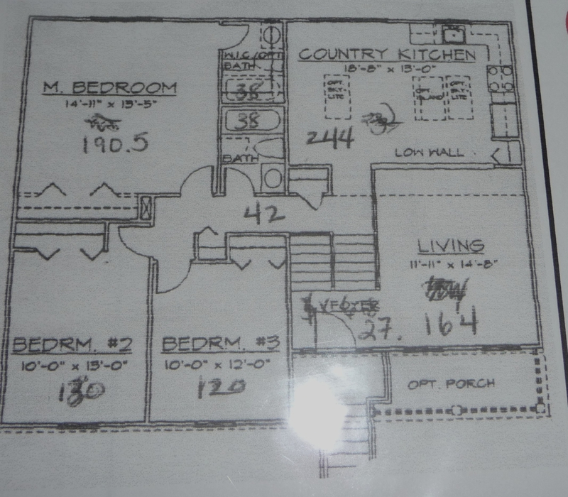 Floor Plan  HomeRome 410-530-2400
