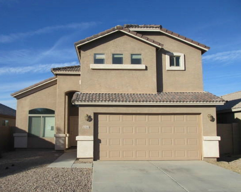 bedroom 3 bath home with pool for sale in maricopa arizona