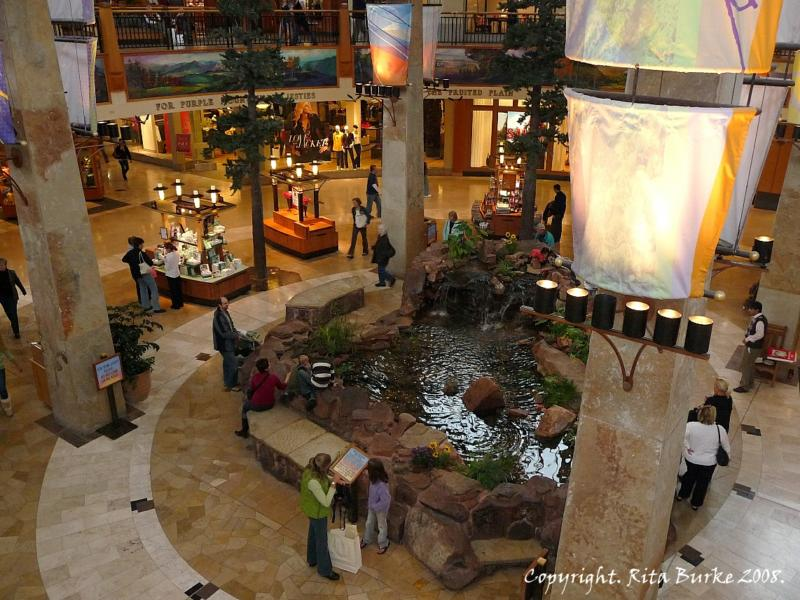 Park Meadows Shopping Mall Lone Tree Denver CO