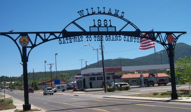 Williams, Arizona - Wikipedia