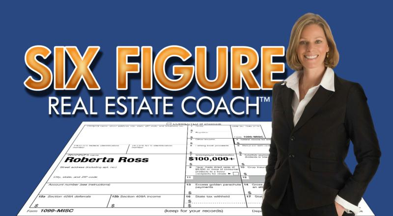 Roberta Ross Six Figure Real Estate Coach