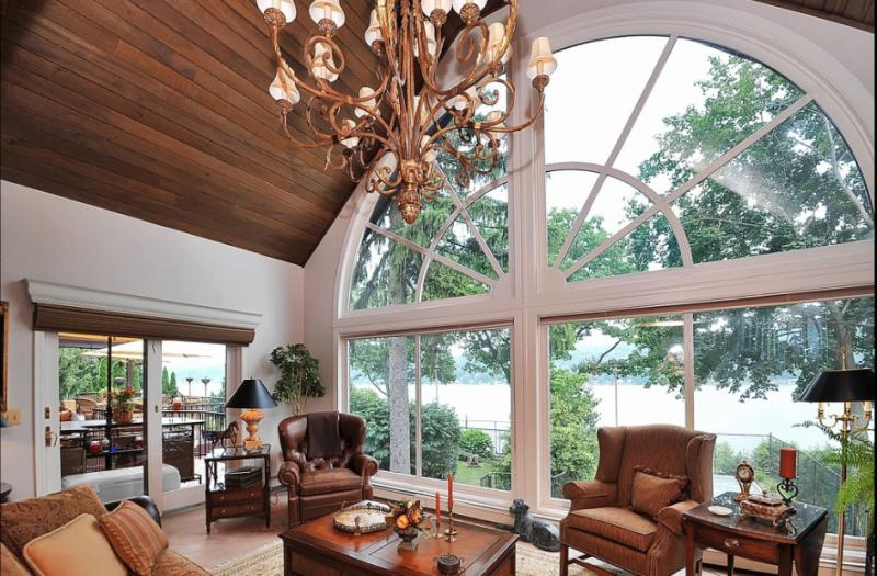 Sparta Lake Mohawk Nj Lakefront Estate Home For Sale