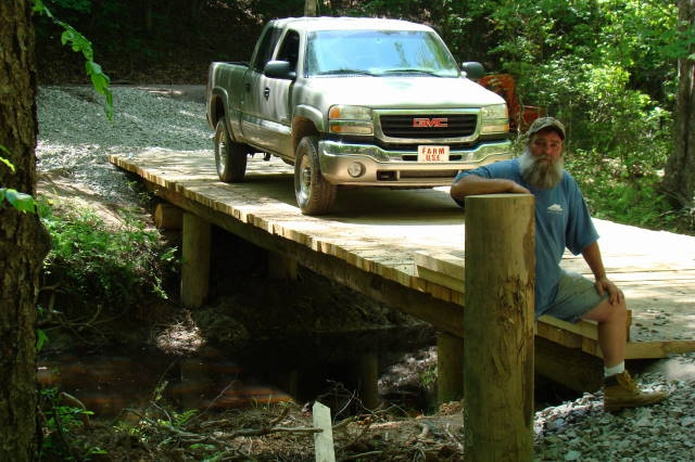 Mill Pond Creek Bridge