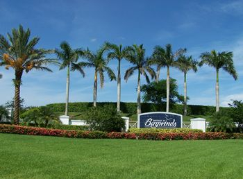 Baywinds Entrance
