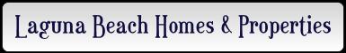 Laguna homes and properties