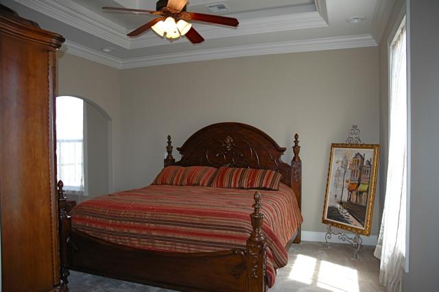 305 Forest Creek in Scott Louisiana, Master Bedroom