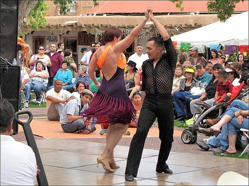 Salsa Music and Dancing Albuquerque