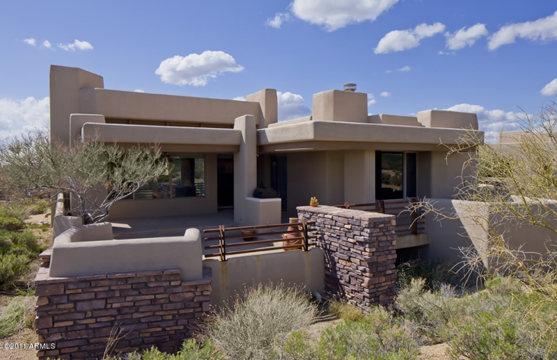 Scottsdale homes for sale desert mountain homes for sale for House plans for golf course lots