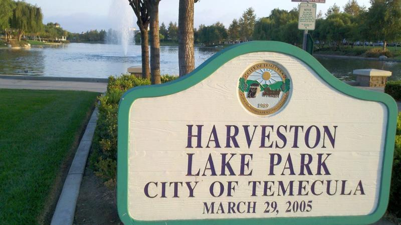 Harveston Sign