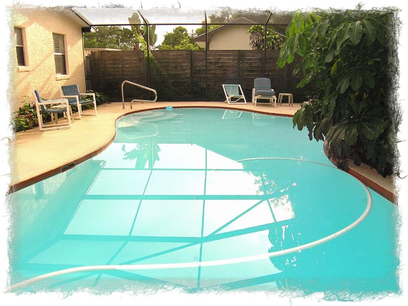 Daytona Beach house for sale with in ground screened pool