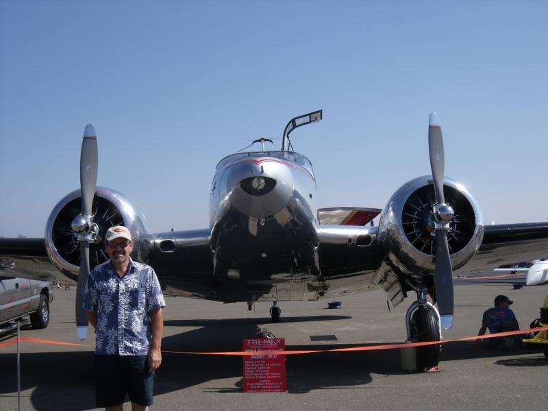 Redding Air Show 2009