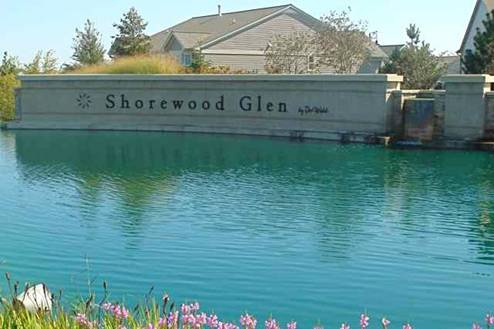Shorewood Glen by Del Webb is a popular Illinois active adult community ...