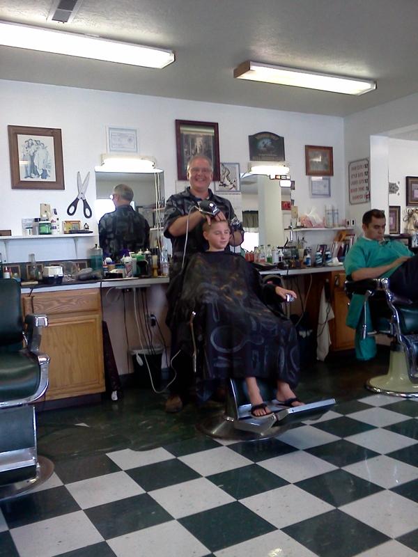 Mike S Barber Shop Washington Utah