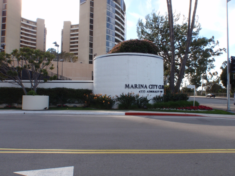 Marina City Club, Marina Del Rey CA