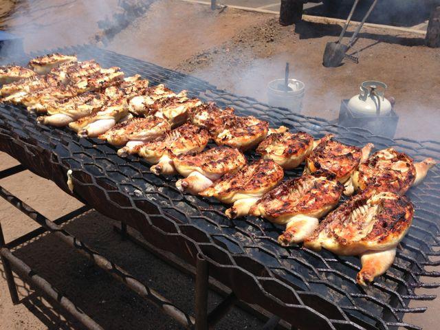 Food Trucks And Huli Huli Bbq Chicken In Kihei Maui Hi
