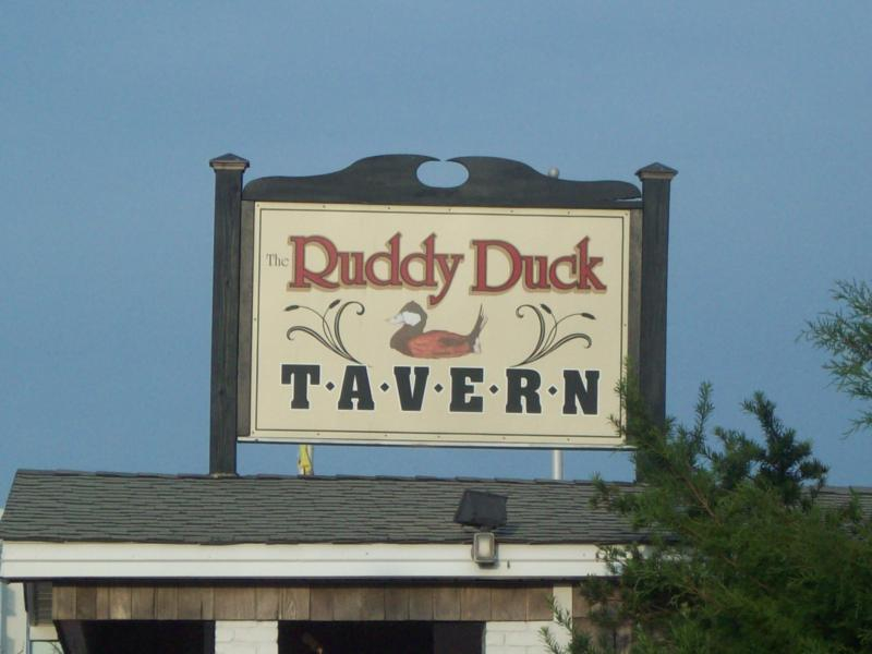 Ruddy Duck Tavern, Morehead City Waterfront