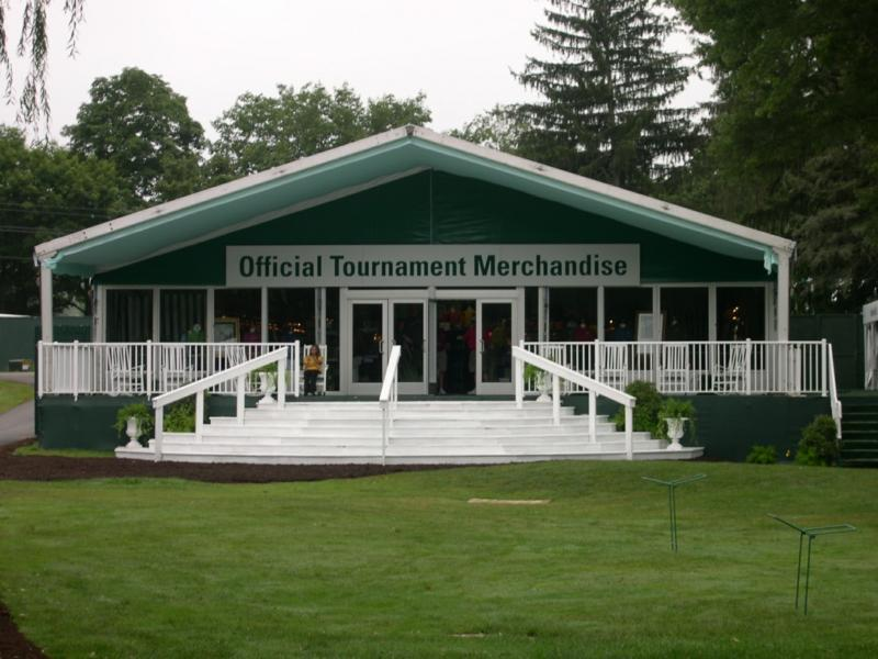 First Day at the Greenbrier Classic