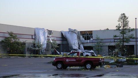 tornado damage raleigh nc. Raleigh 2011 Tornado damage