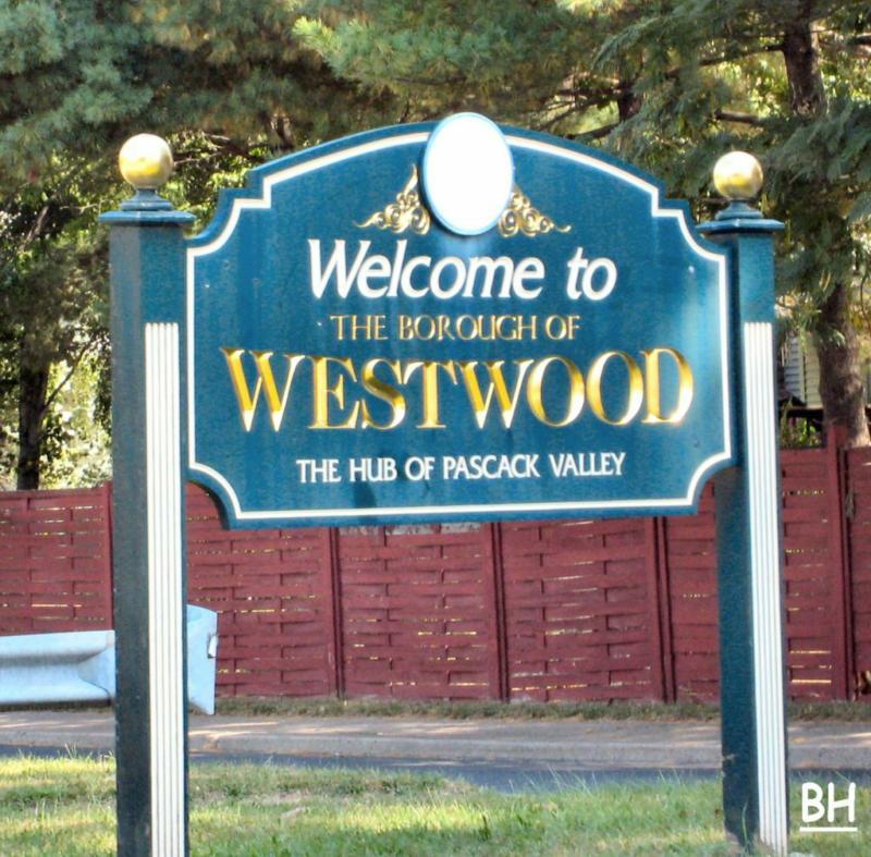 Westwood NJ Town Photo