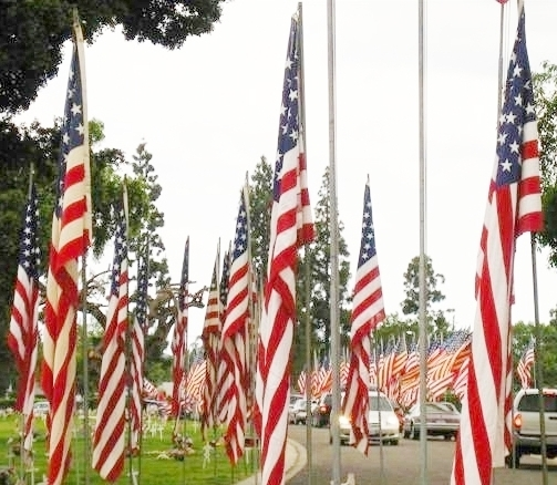 Remembering Our Heroes Living In So Cal
