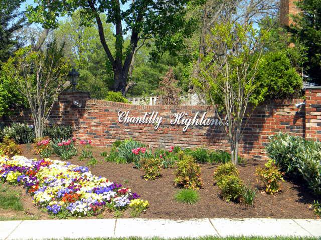 Homes For Sale Chantilly Highlands Va