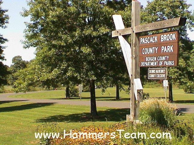Pascack Brook Park
