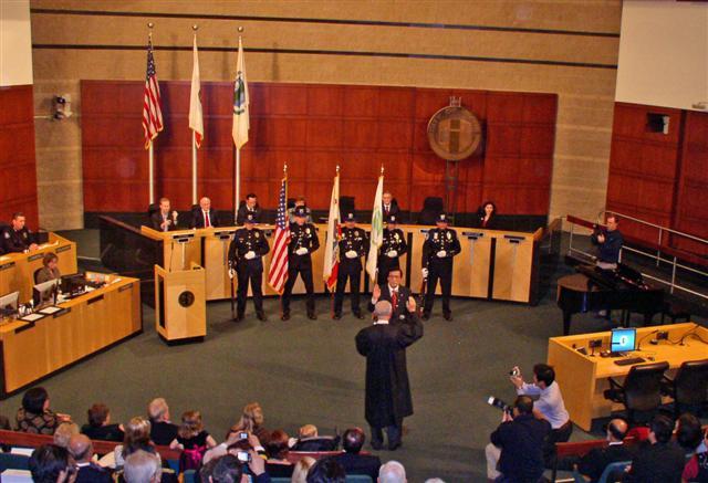 Irvine city council