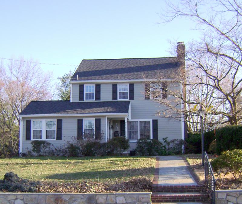 Silver Spring Real Estate Colonial in Woodmoor