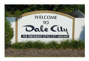 Dale City Sign