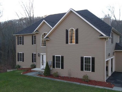 Recent New Contruction in New Fairfield, CT