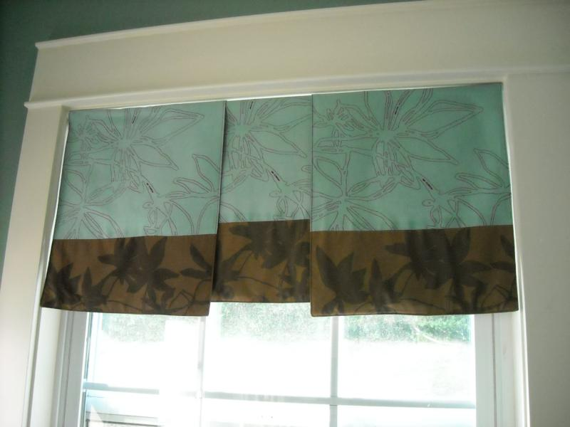 Window treatments on the cheap for Best place for window treatments