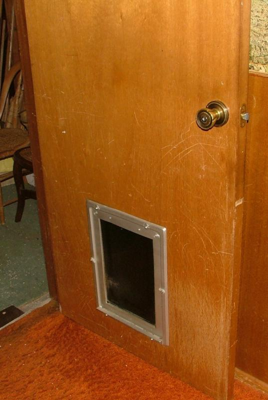 How much to install a pet door