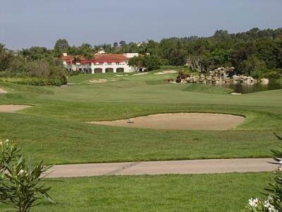 The Aviara golf course at the Four Seasons