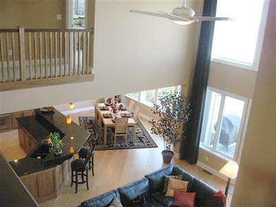 Cleveland Ohio luxury lakefront home interior