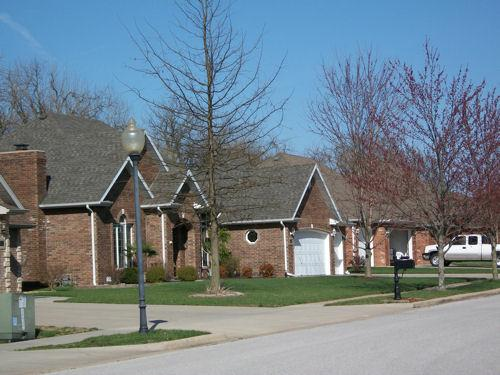 Homes at Chesterfield Village