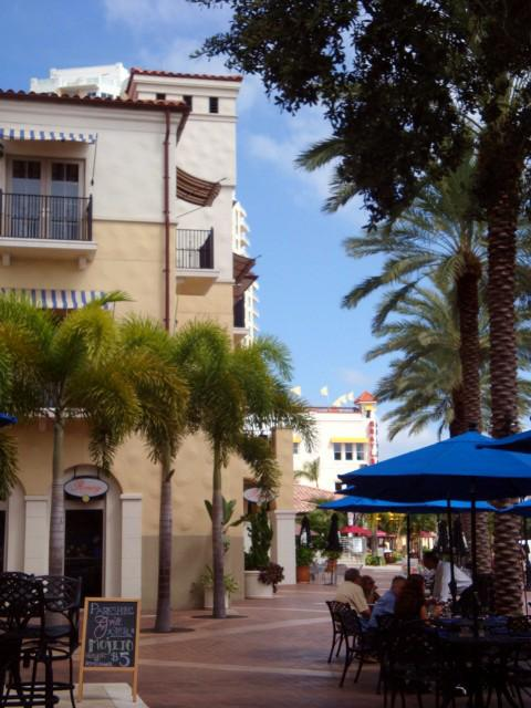 Street Scene - downtown St Petersburg FL