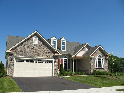Homes for sale in frederick county maryland and help for for New ranch style homes in maryland