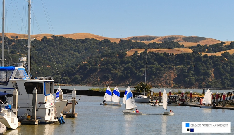 Benicia youth sailing